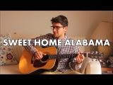 Sweet Home Alabama - Lynyrd Skynyrd (INSTRUMENTAL Fingerstyle guitar cover) [+ FREE TABs]