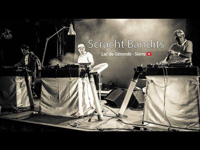 Scratch Bandits Crew live Festival Week end au bord de l'eau Sierre Suisse 30 June 2012