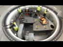 Global Tech I wind turbine installation - Fred. Olsen Windcarrier short