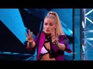 Танцы: Линда Паулауска (Jevgenijs Semelis, Magic, David Felton - Let it Rock) (сезон 3, серия 2)