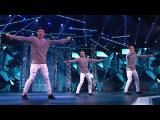 Танцы: «Плохая компания» (Reina Williams - Oye) (сезон 3, серия 2)