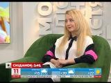 В гостях Данела Заюшкна, лдер нд-рок гурту Vivienne Mort
