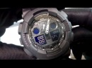 CASIO G-SHOCK GA-100-1A1. Cs-