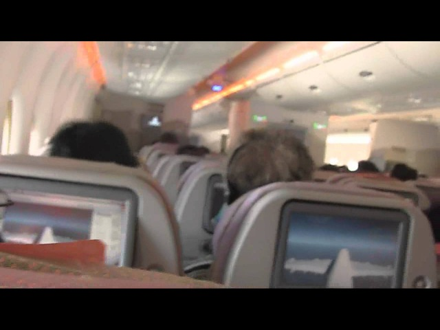 A380-800 HD-VIDEO TAKE-OFF