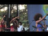 Zap Mama - Yelling Away (Live at Earthdance Festival)
