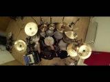 Obscura Ten Sepiroth - Drum Playthrough by Sebastian Lanser