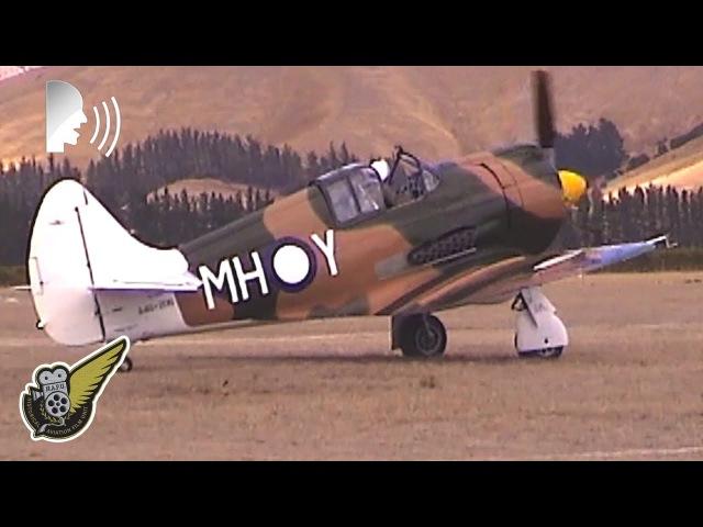 CAC-19 Boomerang - Australian WW2 Fighter (Widescreen Upscale)