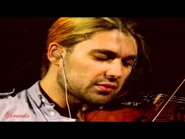 David Garrett [photos] Rachmaninoff Concerto No2. New upload
