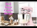 Best sugar cookie recipe My little bakery🎀