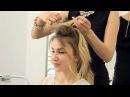 5 модных причесок на средние волосы: ПУЧОК-мальвинка стильные ХВОСТЫ   YourBestBlog