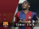 Samuel Eto'o - Best goals in FC Barcelona