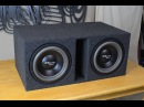 CT Sounds How To Build a Ported Subwoofer Box for 2 12 Subs