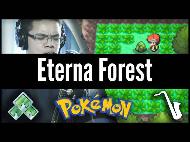 Pokémon DPPT Eterna Forest Jazz Cover insaneintherainmusic