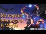 История Дикого бога Малорна в World of Warcraft