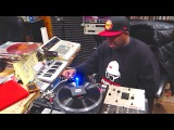 DJ Premier Notorious BIG - Kick In The Door Remaking The Beat On iPad Mobile Tuesday MakeOver