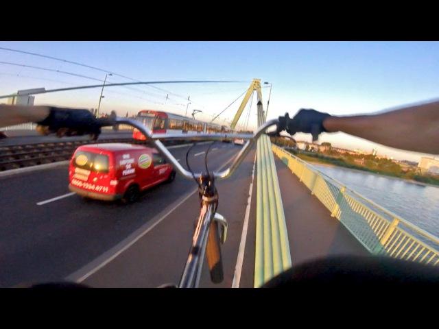 GoPro BMX STREET 1 - ЧОКНУТЫЙ РУССКИЙ (Дима Гордей)