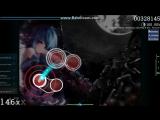 SS--&gt Osu! Meg &amp Dia - Monster (DotEXE Remix) Hard