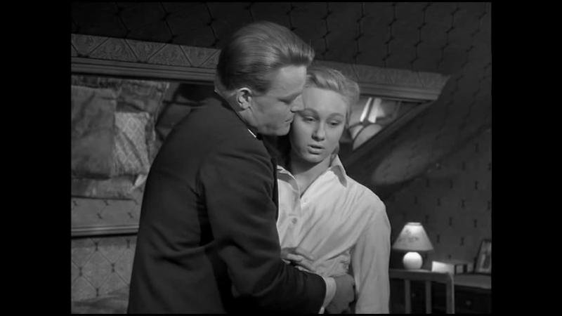 Вдоль тротуаров / Le long des trottoirs (1956) на русском!