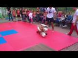 Davydov Fighting Championship 1. Дятлов Егор vs Калашников Павел. 2