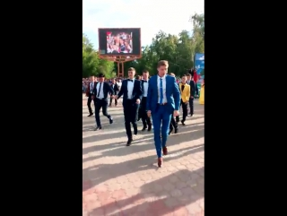 Вальс выпускников г.Лисаковска 2016г