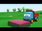 Сборник мультфильмов_ ГРУЗОВИЧОК ЛЕВА ВСЕ СЕРИИ. Строительная техника и Большие Рабочие Машины