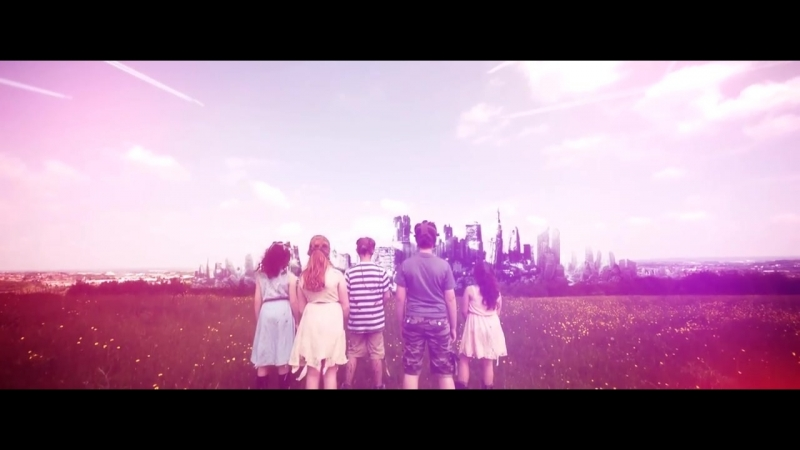 Juventa feat Erica Curran - Move Into Light Koven Remix {Music Video 1080HD}
