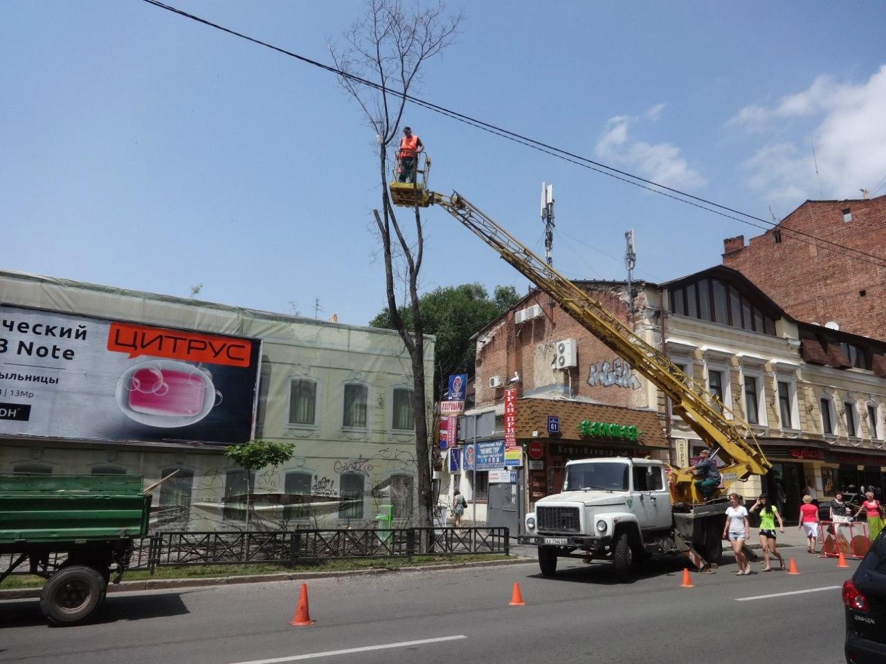 Харьковчане рискуют жизнью в центре города (ФОТО, ВИДЕО)