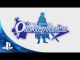 Mystery Chronicle: One Way Heroics Announcement Trailer | PS4, PS Vita