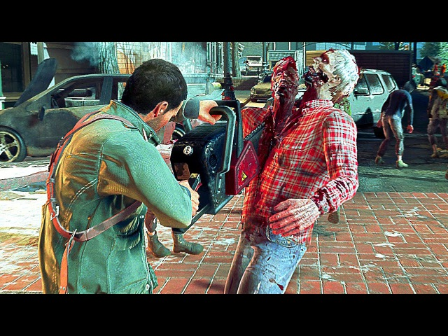 DEAD RISING 4 Gameplay Demo Walkthrough Part 1 (Gamescom 2016)