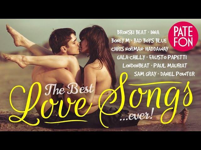 The Best Love Songs Ever! (Full album)