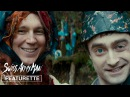 Swiss Army Man | Actors | Official Featurette HD | A24