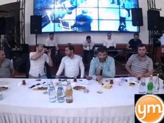 Yeni Muzikalni Meyxana 18 - Resad Dagli, Rüfet Nasosnu, Elekber Yasamal, Perviz Bülbüle - Gence