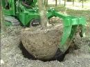 Техника для выкопки деревьев-крупномеров