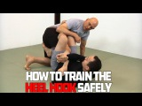 How to Train the Heel Hook Safely