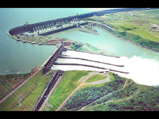 Mega Construções - Usina Hidrelétrica de Itaipu - Documentário [Dublado] Discovery Channel