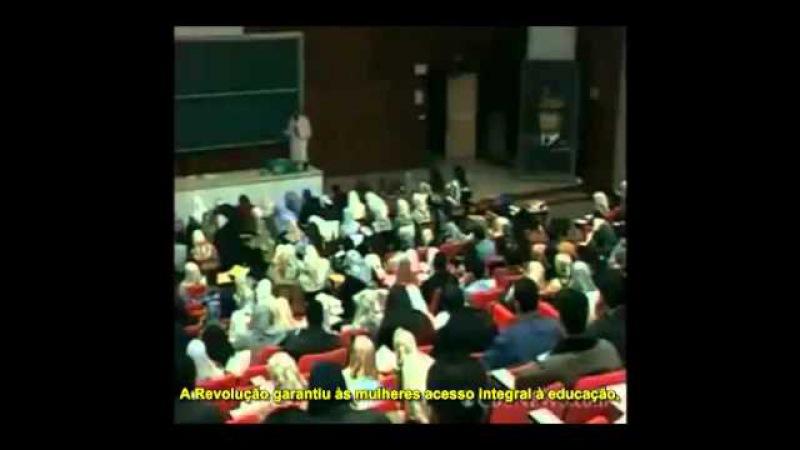 A Chocante Verdade Sobre a LÍBIA e KADAFI -Junho2011- LEG