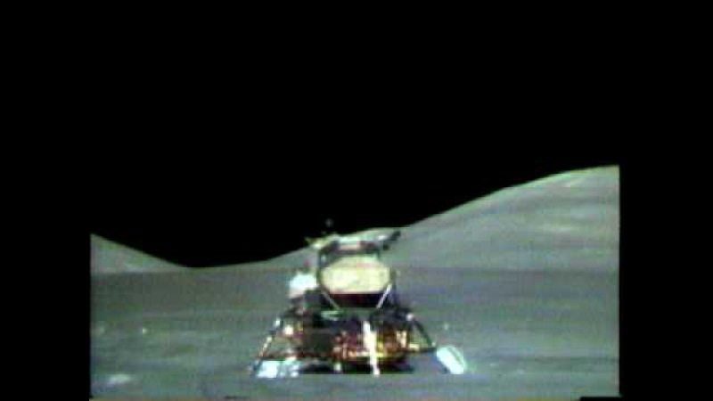 Apollo 17 Liftoff from Moon - December 14, 1972