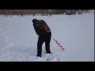 Танки грязи не бояться. Особенности зимней рыбалки. Трюк на скейтборде. Шальные ...