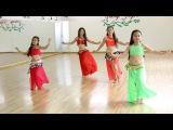 Belly Dance For Kid (I Wana Dance) - Trang Selena Bellydance