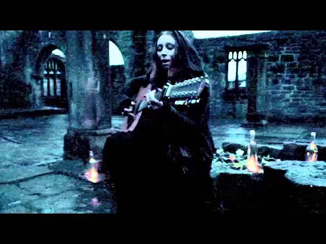 DARKHER- 'Hung' - Live at St Thomas a Becket Church ruins.