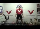 159 Pound 72kg Kettlebell 1 Arm Jerk Ivan Denisov