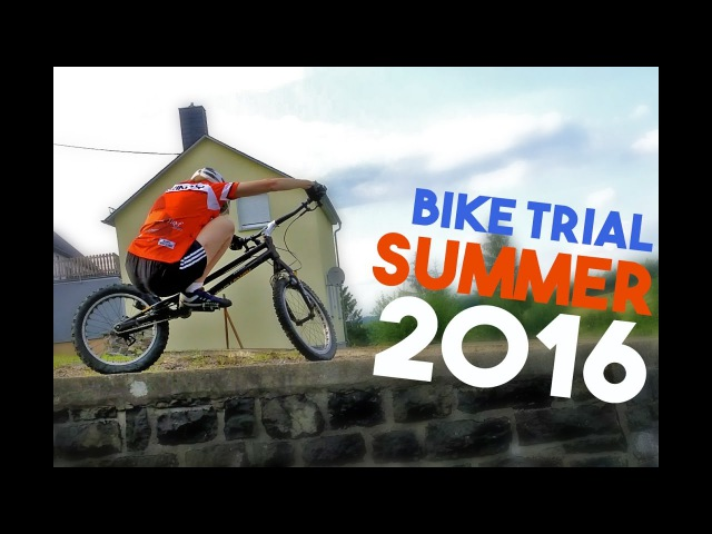 Summer Adventures 2016 | Ride Clean 5 | Bike Trial Larena | (4K)