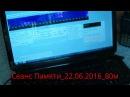Cеанс Памяти фронтовых радистов ВОВ_22 июня 2016_80 метровый любительский диапазон