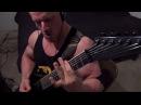 Kevin Frasard Original Grindcore Song On 7-String BC Rich Jr. V