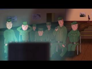 FINAL TREALLER  ЗАЩИТНИКИ НЕБЕС: ПАТРУЛЬ ДУХОВ (2016)