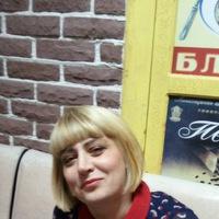 Анкета Екатерина Лесюкова