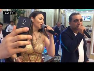 DAMLA, Zaur Kamal, Ibrahim Borçalı Rusiya Moskva toyu ŞO TV 2016 - YouTube [720p]