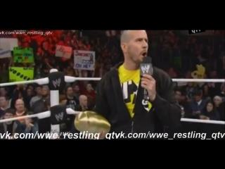 [WWE QTV]Segment[См Панк и Гробовщик][Segment][CM Punk and The Undertaker]/