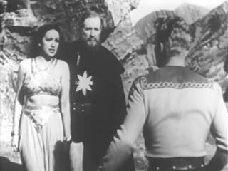 Флэш Гордон - Ракетный корабль (1936)