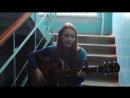 Арина Подгорная-Весна(5'nizza cover).Песня под гитару Пятница
